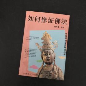 中国神秘文化研究丛书 如何修证佛法
