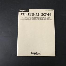budgetbooks christmas sonas
