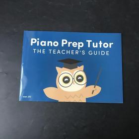 piano prep tutor the teacher s guide