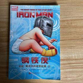 钢铁侠2:托尼·斯塔克的秘密起源·上 /[英]基隆·吉伦 著;Lu?