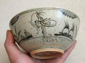 洪武二年 瓷碗