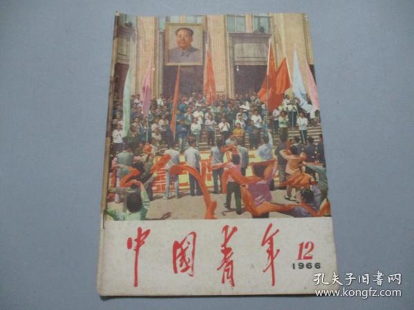 中国青年(1966年第12期)