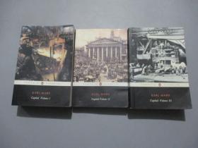 资本论英文版(1-3)KARL MARX (CAPITAL Volume I II III)