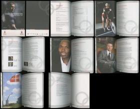 北京2008年奥运会参赛国丹麦国家队手册