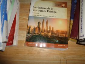 Fundamentals of Corporate Finance (Third Edition) 16开  /