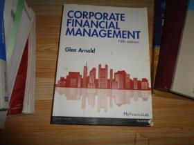 corporate financial management 5E Glen Arnold 企业财务管理