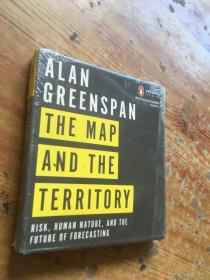 alan Greenspan the map and the terrltory(货号c11)