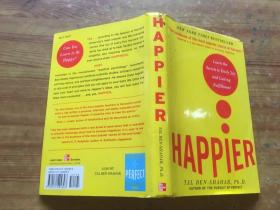 Happier:Learn the Secrets to Daily Joy and Lasting Fulfillment(货号d67)