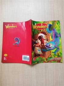 【外文原版】Wonders Literature Anthology