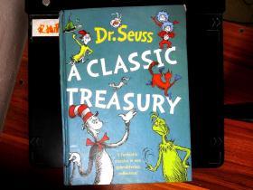Dr. Seuss: A Classic Treasury苏斯博士:经典合集