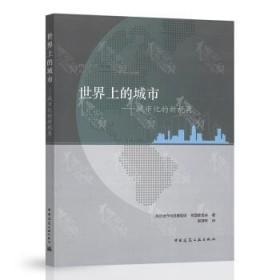 世界上的城市—城市化的新视角