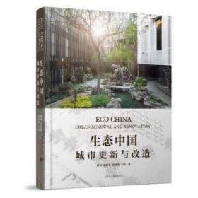 生态中国:城市更新与改造 林松 金爱英 贾忱扬 关涛 著 建筑/水利(新)专业科技 正版图
