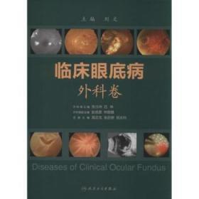 临床眼底病(外科卷) 全新正版