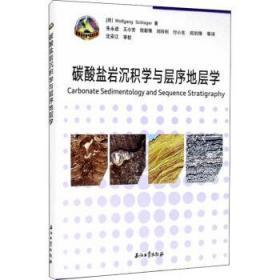 碳酸盐岩沉积学与层序地层学 (荷)沃尔夫冈·施莱格  朱永进 等 译 书籍