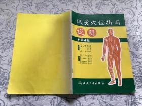 针灸穴位挂图说明 第4版