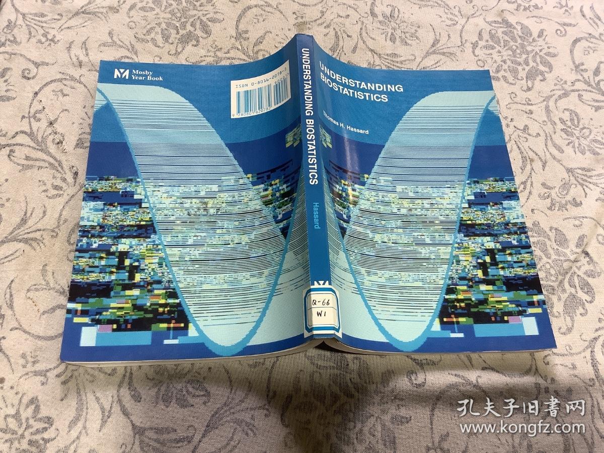 Understanding Biostatistics-了解生物统计学(英文原版)