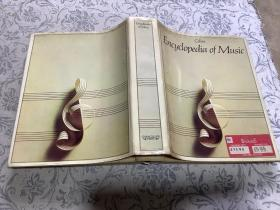 Encgclopdia of Music音乐百科全书【英文原版】