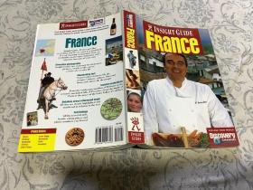INSIGHT GUIDE FRance洞察力指南法国