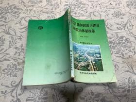 珠江三角洲的政治建设和政治体制改革