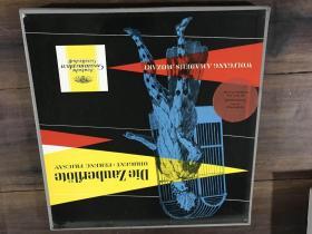 黑胶原版唱片3张装 die zauberflote(71166)