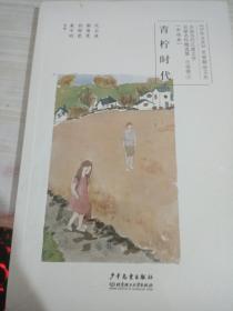 中国当代儿童文学名家名作精选集(彩绘版)小说卷2:青柠时代 未拆封
