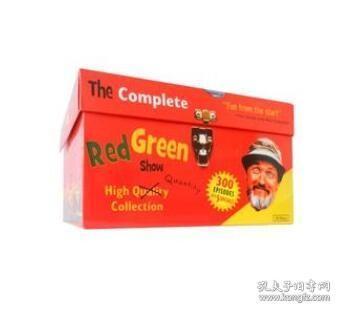 红绿秀完整版 RED GREEN SHOW 50DVD 高清美剧