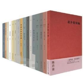 陈丹青全套17册全集正版书 荒废集 纽约琐记 影像杂谈 谈话的泥沼