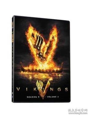 维京传奇 第6季第二部分 Vikings 3DVD 高清美剧