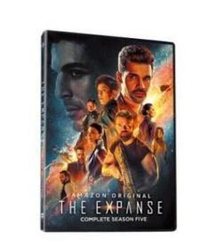 苍穹浩瀚 无垠的太空 第5季 The Expanse 3DVD 高清美剧
