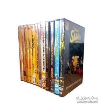 费城永远阳光灿烂 1-14季 It's Always Sunny 30DVD 高清美剧