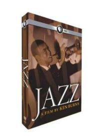 爵士百年 jazz a film by ken burns 10DVD碟