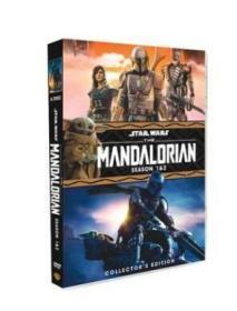星球大战曼达洛人 第1-2季 合集 Star Wars The Mandalorian 6DVD