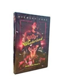 威利的游乐园 Willy's Wonderland 高清电影DVD