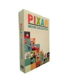 皮克斯电影合集 pixar movie 11DVD 高清动画片卡通碟片