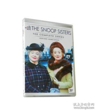 斯诺普姐妹2 The Snoop Sisters 3DVD 高清美剧