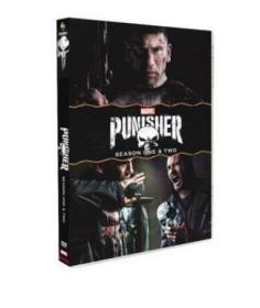 惩罚者 1-2季 The Punisher 6DVD完整版 高清美剧