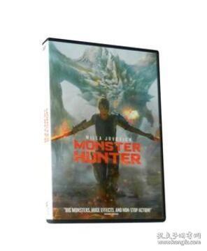 怪物猎人 MONSTER HUNTER DVD 高清电影