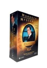 神探默多克 1-13季 Murdoch Mysteries 59DVD 高清美剧