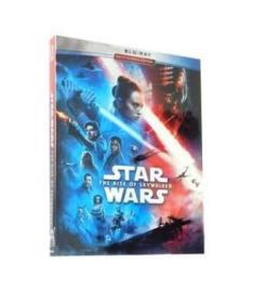 蓝光星球大战9天行者崛起Star Wars The Rise of Skywalker 2BD