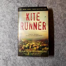 The Kite Runner 追风筝的人※小说处女作※ 英文原版小说※另著有《灿烂千阳》《群山回唱》等畅销小说