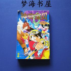 神奇宝贝特别篇:特别篇13(神奇宝贝特别篇 宠物小精灵 口袋妖怪 日本动漫漫画pokeman)
