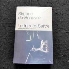 Letters to Sartre (波伏娃《给萨特的信》,Quintin Hoare编辑并英译,适合阅读的版本)