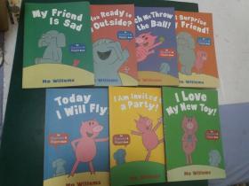 Mo Willems:小象和小猪系列【(7册合售)
