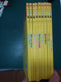 布朗儿童英语Hids Brown 2.0 Level 1(1-10)少第9册】9本售【硬精装