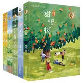【正版】曹文轩小说集:小星星、野风车、甜橙树、柠檬蝶、沉默的小号(套装共5册)