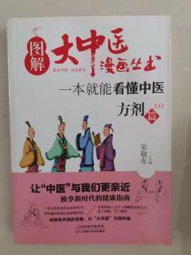 图解大中医漫画丛书:一本就能看懂中医 方剂篇