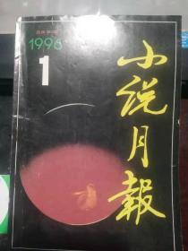 小说月报1996 1