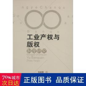 工业产权与版权制度研究