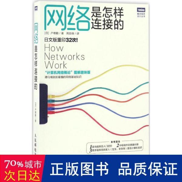 网络是怎样连接的