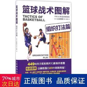 篮球战术图解 组织打法篇